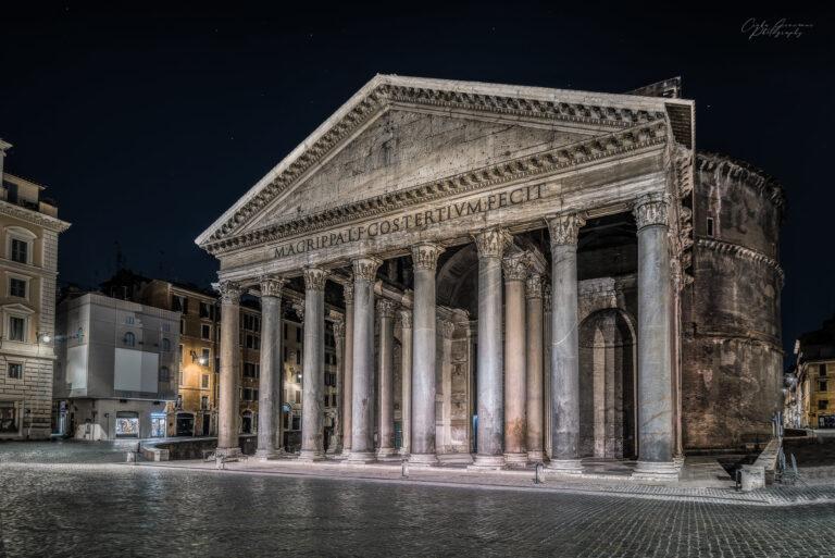 Roma Mortal Night